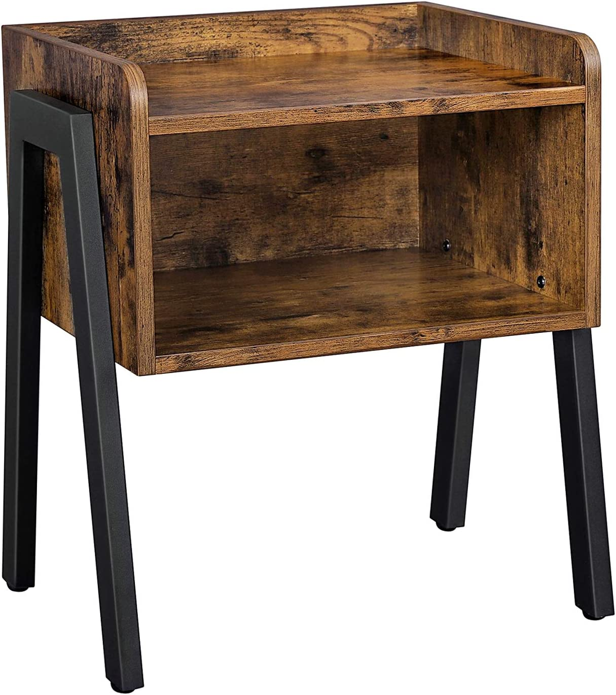 Small Industrial Chest Of Drawers Retro//Vintage Look Cool Furniture Desk tidy