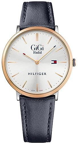 TOMMY HILFIGER GIGI SLIM relojes mujer 1781748: Tommy Hilfiger: Amazon.es: Relojes