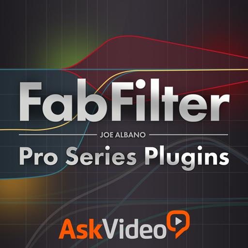 Plugins Course For FabFilter by Ask.Video