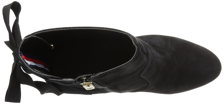 Tommy Boot Hilfiger Women's Divah Fashion Boot Tommy B06Y3LT65F 7 B(M) US|Black b67aba