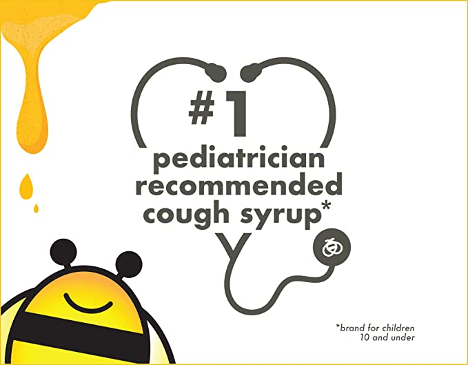 Zarbee S Naturals Children S Cough Syrup With Dark Honey Day