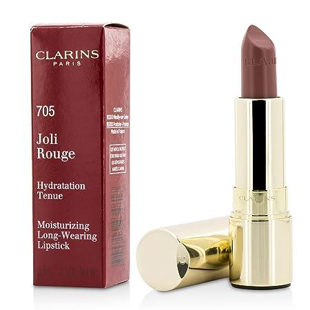 Clarins Joli Rouge Long-Wearing Moisturizing Lipstick 705 Soft Berry