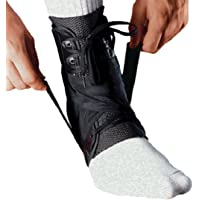 MEDIZED Ankle Stabiliser Brace Support Guard Protector Sports Safety Foot Strain Stirrup Compression Strap Speed Lacer…