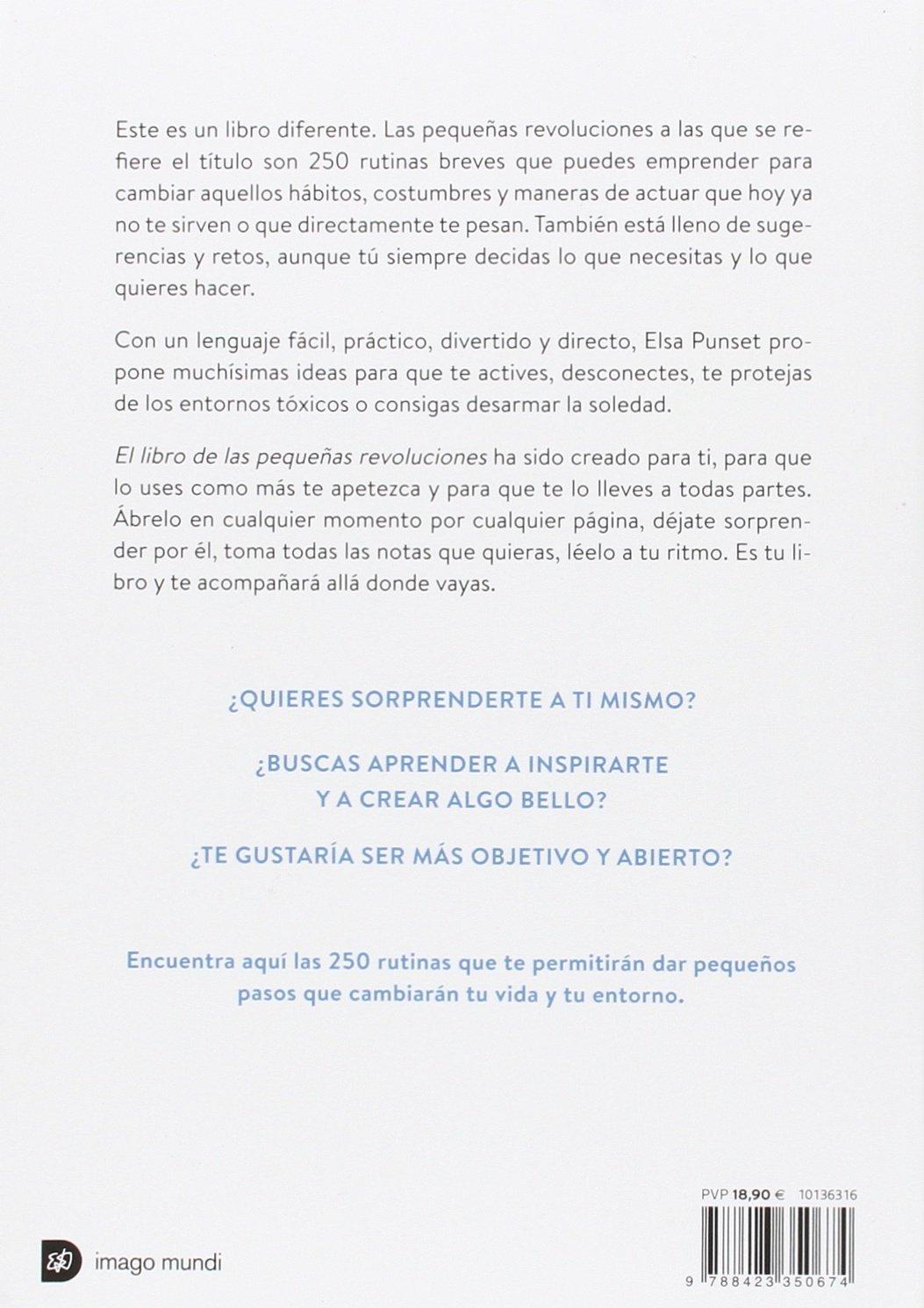 Pack El libro de las pequeñas revoluciones: Elsa Punset: 9788423351558: Amazon.com: Books