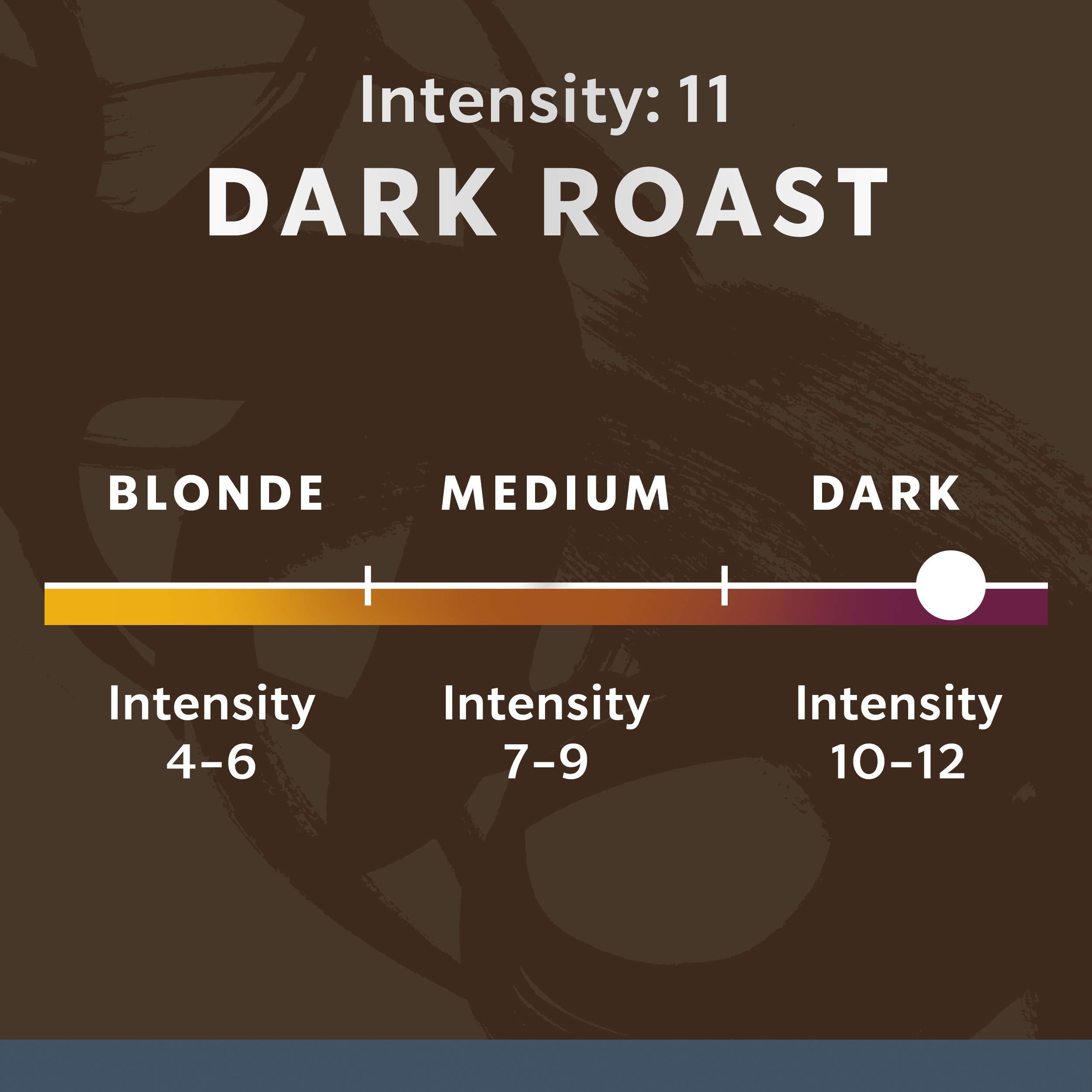 Starbucks by Nespresso, Espresso Dark Roast (50-count single serve capsules, compatible with Nespresso Original Line System) by Starbucks for Nespresso (Image #4)