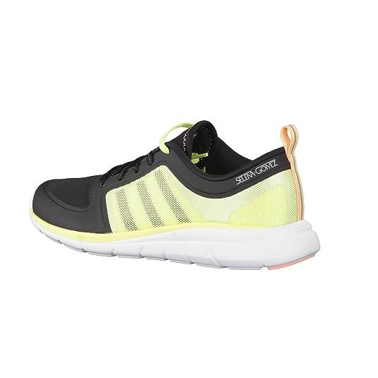 Adidas X lite TM SG W - Zapatillas para Mujer, Color Negro/Rosa, Talla 39 1/3