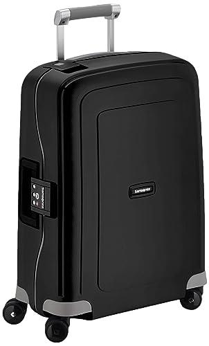 Samsonite Hand Luggage, 34 Liters, 55X40X20 cm,Black