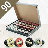 Barista Italiano 90 Nespresso Compatible Coffee Capsules (VARIETY PACK)