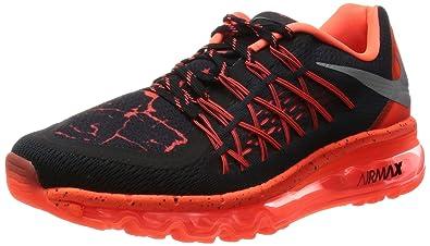 Kids Nike Air Max 2015 Lava (Gs) Running Shoes 807619 008 Sz 6.5y