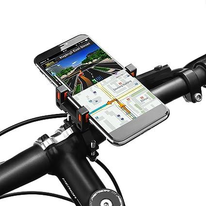 Vogek Alloy Fahrrad Handyhalter Universal Handyhalterung Fahrrad Motorrad Handy Halterung Lenkerhalter Für Iphone X88 Plus77 Plus Samsung