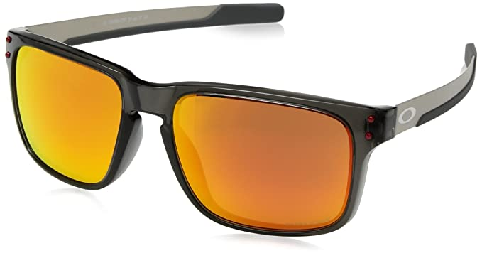 a77a8372f14 Amazon.com  Oakley Men s Holbrook Mix Polarized Sunglasses