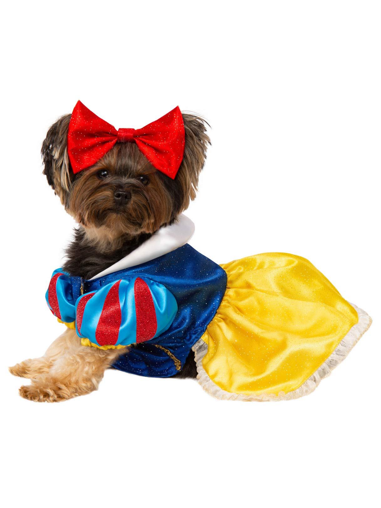 Rubie's Disney: Princess Pet Costume, Snow White, Small