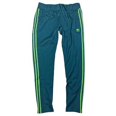 Pantalon de training adidas Originals Europa pour femme en bleu marine 68a3b83b0d0