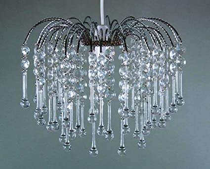 Lightmode foyer pendant light shade crystal clear amazon lightmode foyer pendant light shade crystal clear mozeypictures Images