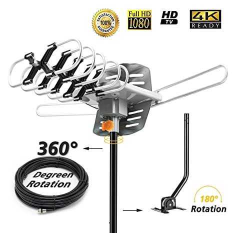 Review Honche TV Antenna -
