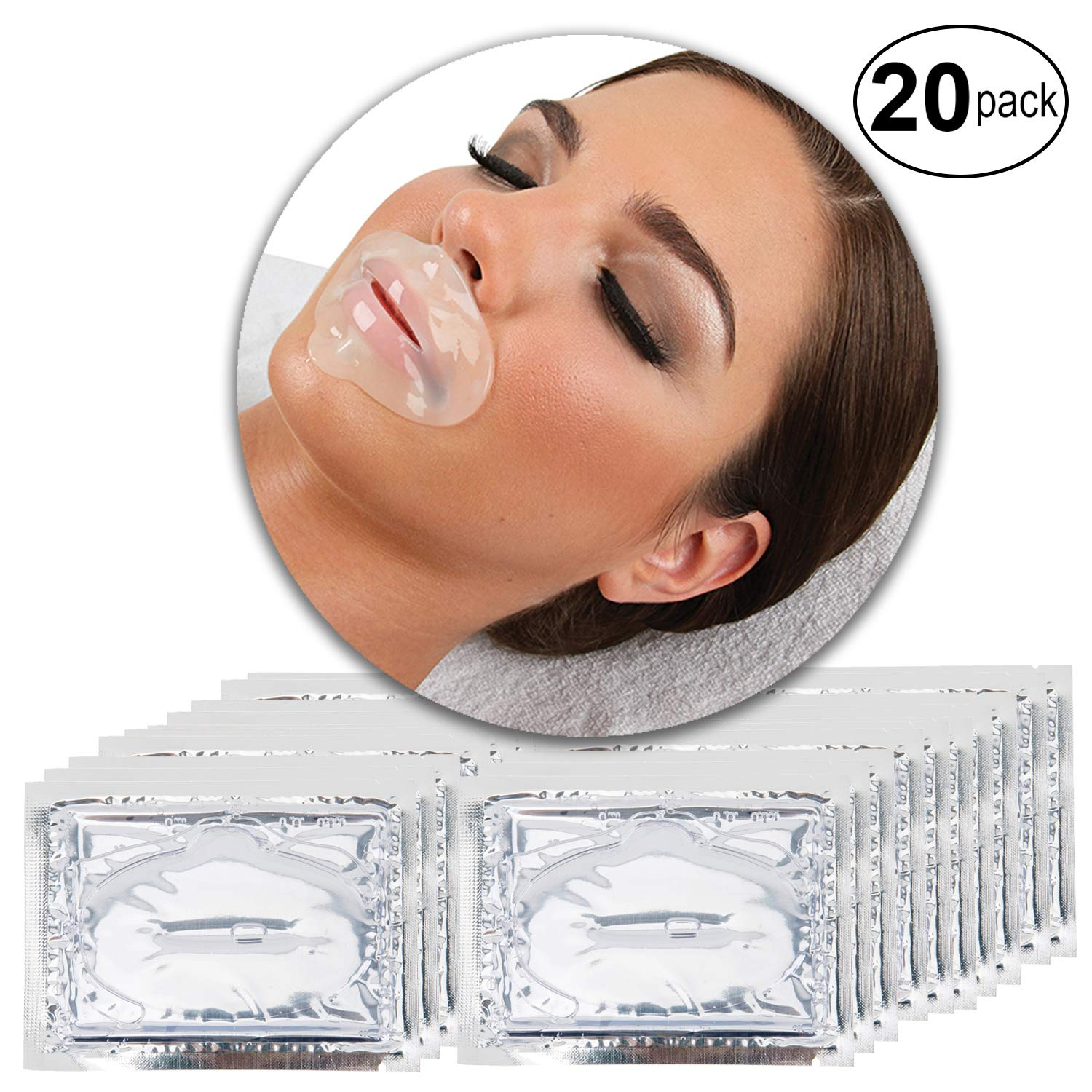 Amazon Com Anti Aging Treatments Set Kit Of 20pcs Lips Mouth