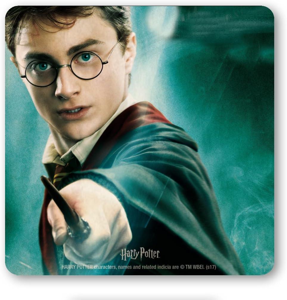 Sous-verre Dessous de verre Design original sous licence Vintage Logo Film LOGOSHIRT color/é Poudlard Harry Potter