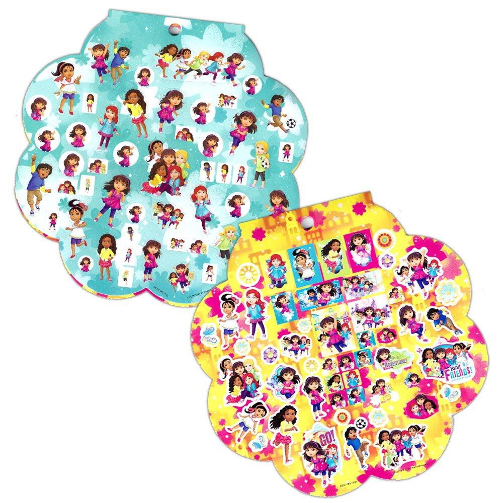Over 276 Stickers by Stickerland Dora the Explorer Reward Stickers