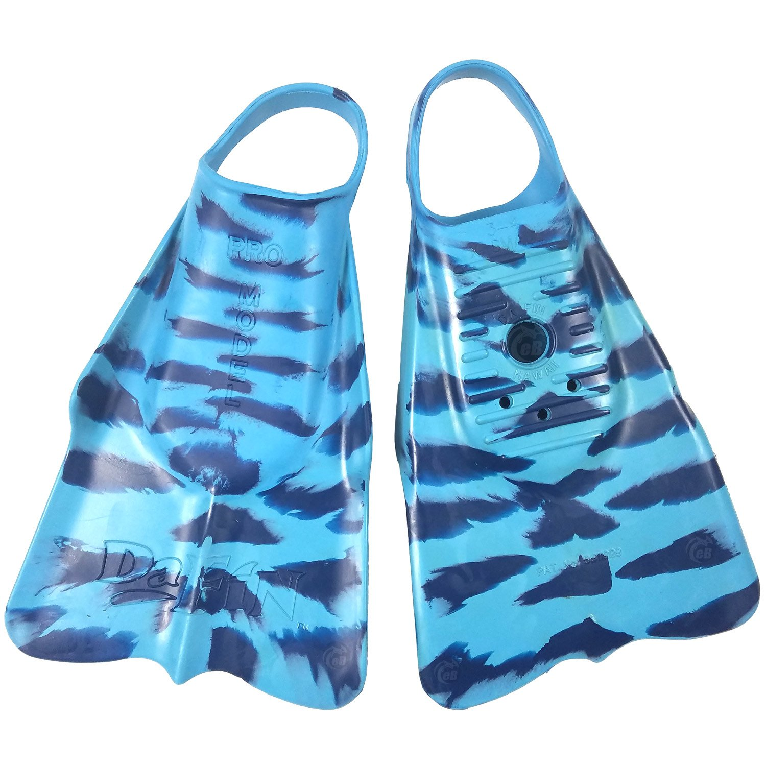 XS DaFin Swimin Zak Noyle Signature Light Blue//Blue