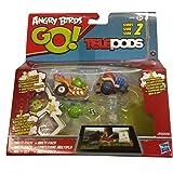 Angry Birds Go Kart Multi Figure Pack Tele Pods Multi Pack Series 2 *FREE UK SHIPPING*