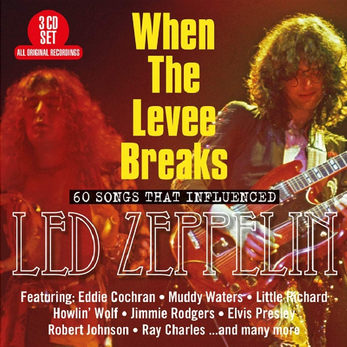 VARIOUS ARTISTS - When The Levee Breaks: 60 Songs That Influenced Led  Zeppelin / Various - Amazon.com Music