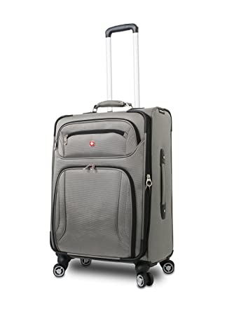 """8ab79b783 Wenger Zurich Spinner Luggage Collection 20"""" Pilot Case Spinner"""