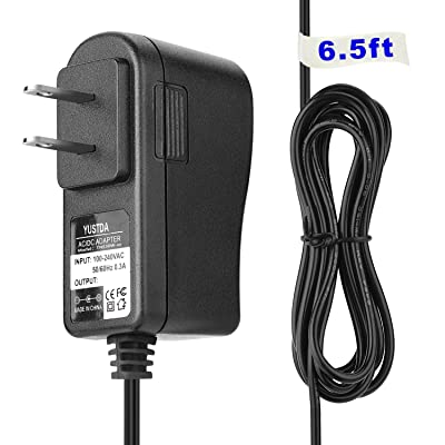 "9V AC Adapter for Leapfrog LeapPad1, LeapPad2, Leapster Explorer, LeapsterGS Explorer,LeapPad Glo 5"" Learning Tablet,Game System: Home Audio & Theater"