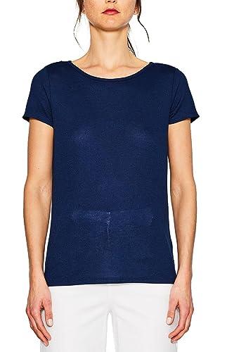 ESPRIT 067ee1k029, Camiseta para Mujer