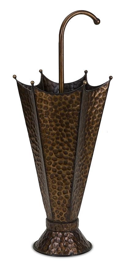 Imax 47098 Umbrella Stand   Handcrafted Umbrella Storage Solution, Umbrella  Holder For Outdoor, Indoor