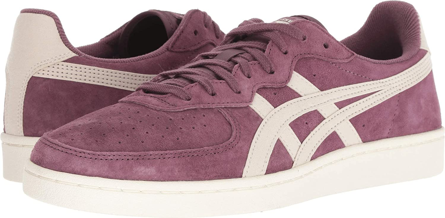 Grape Oatmeal Asics Onitsuka Tiger - Unisex-Adult GSM Sneakers