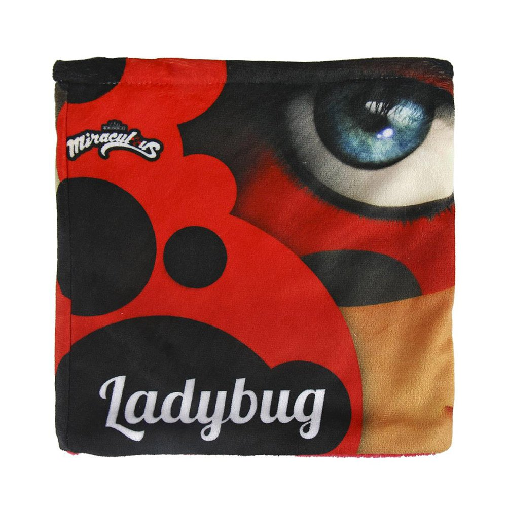 Cerdá Lady Bug, Bufanda para Niños, (Rojo 001), One Size (Tamaño del Fabricante:única) 2200002472