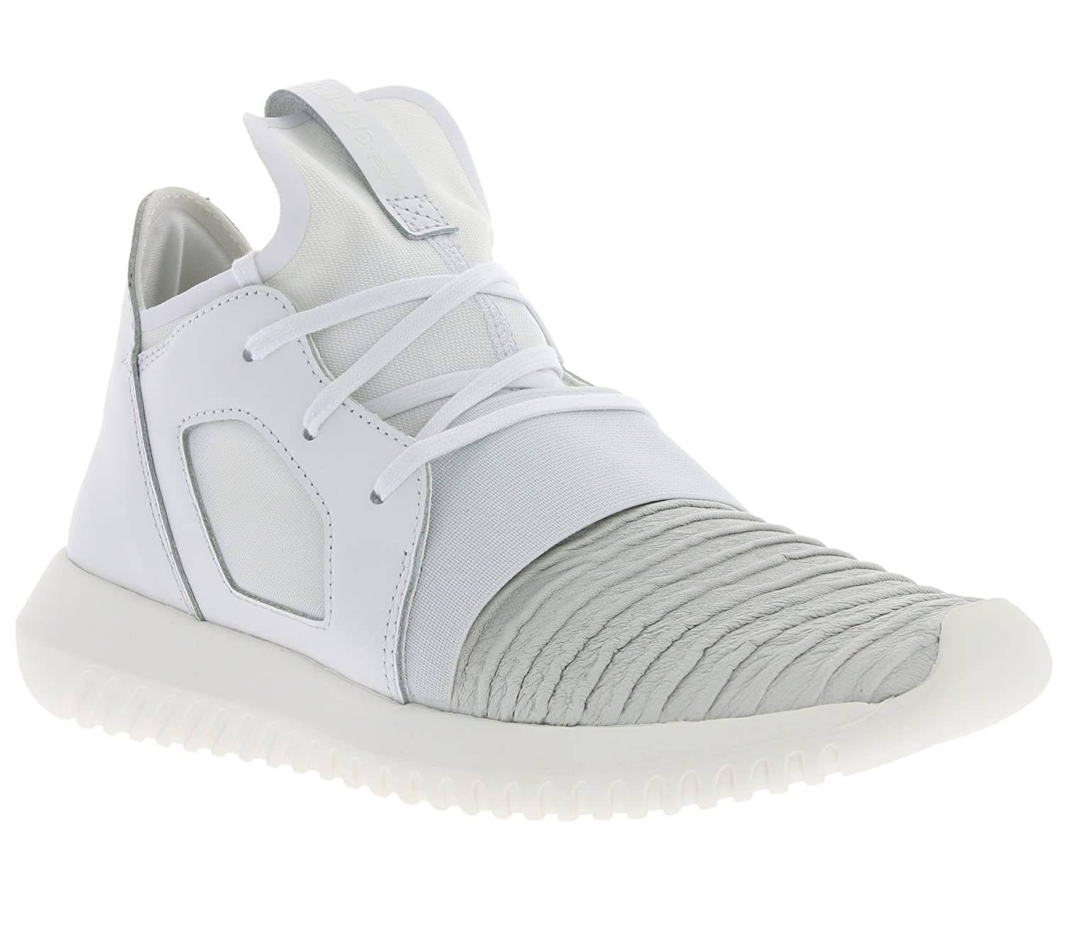 new arrival 9b4e2 22684 Bianco 37 1 3 EU Adidas Tubular Crystal White EU 37 UK 45 Scarpe gki