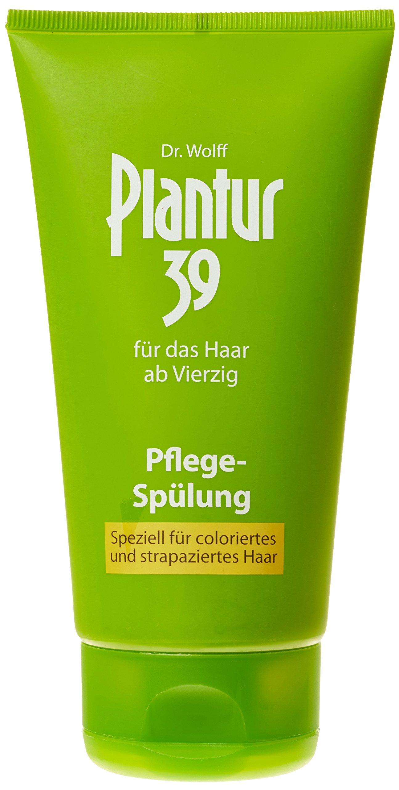 Plantur 39 Nourishing Conditioner for Coloured Stressed Hair 150 ml