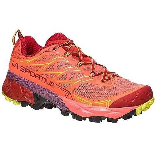 La Sportiva Akyra Woman, Zapatillas de Trail Running para Mujer: Amazon.es: Zapatos y complementos