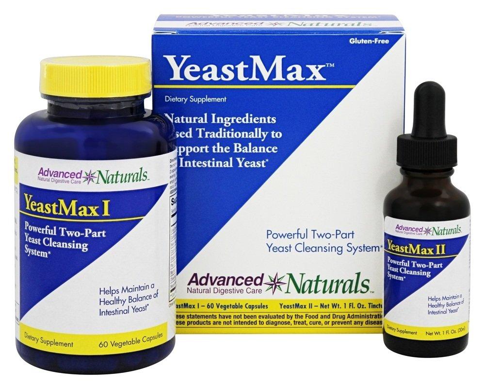 Advanced Naturals Yeastmax 2-Part Kit