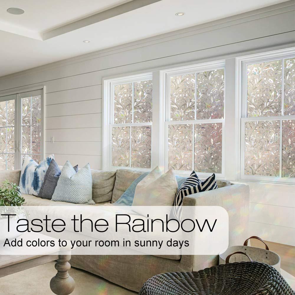 Home & Garden Analytical 60x200cm Prevent Bask In Window To Stick Film Toilet Sitting Room Bedroom Kitchen Balcony Door Window Glass Film Decorative Films