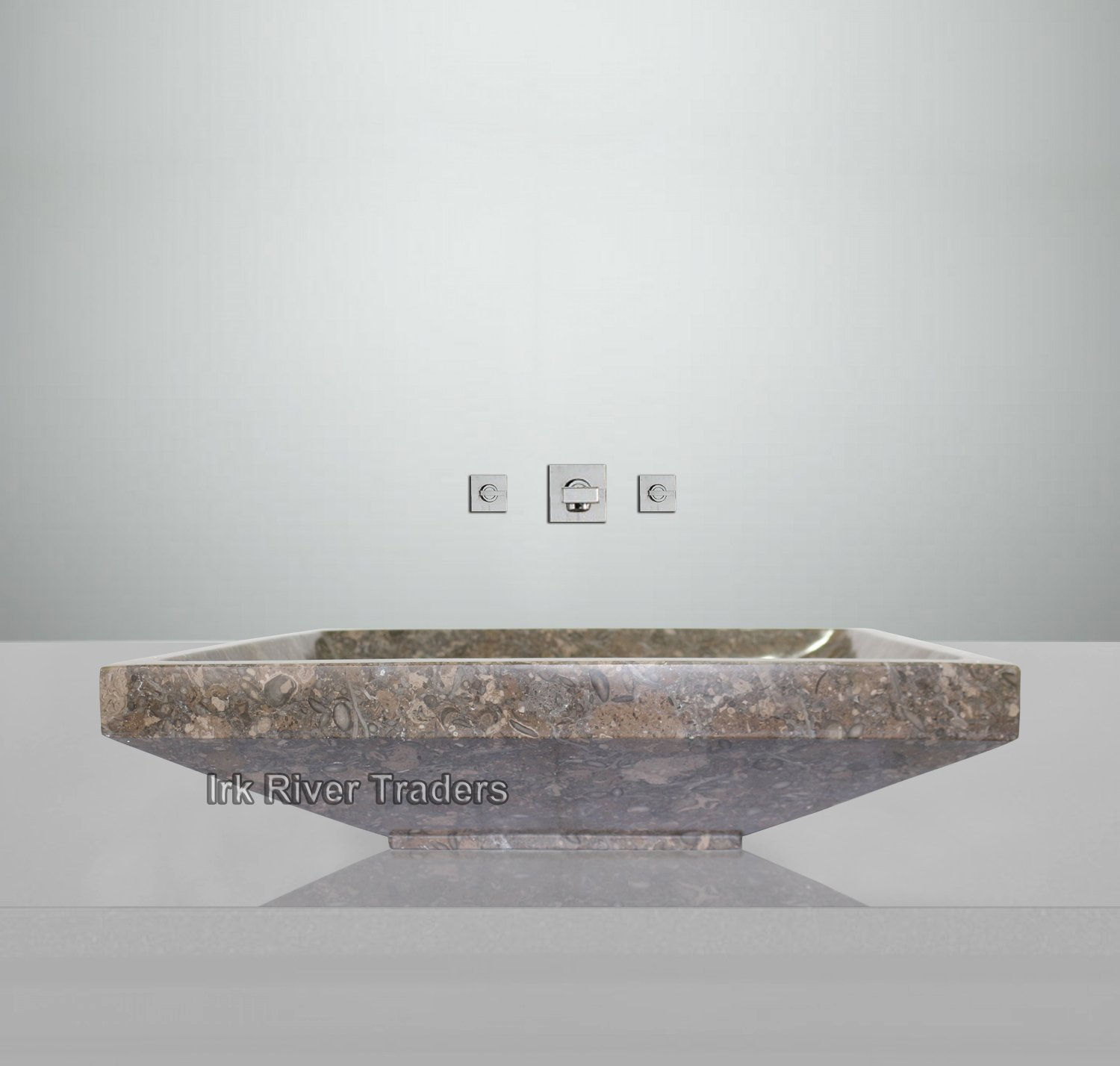 Outstanding Irk River Natural Marble Stone Sink Bathroom Counter Top Download Free Architecture Designs Viewormadebymaigaardcom