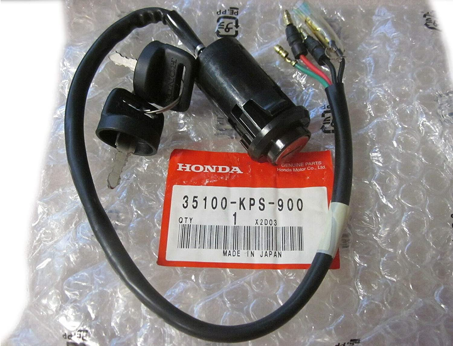 Honda 2003-2017 CR Combination Switch 35100-KPS-A11 New OEM