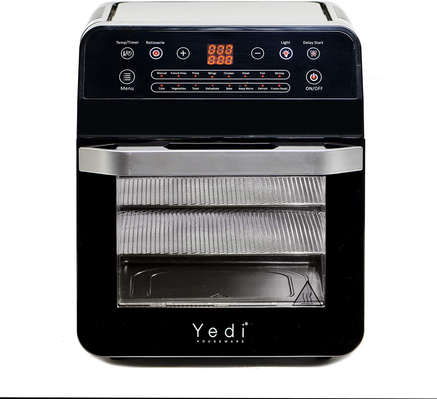 9. Yedi Total Package 12.7 Quart Air Fryer Oven