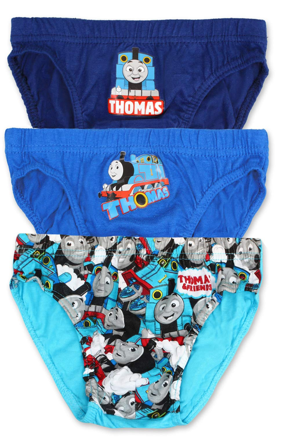 Pack Of 5 Briefs 100/% Cotton 18 Months 6 Years Thomas /& Friends Boys Pants