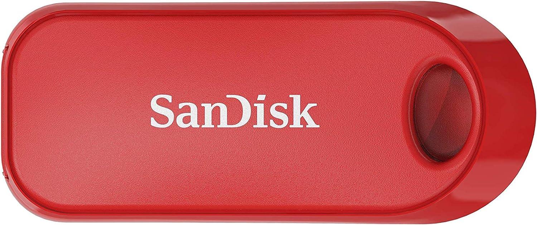 Sandisk Cl/é USB Cruzer Snap 32/Go Noir
