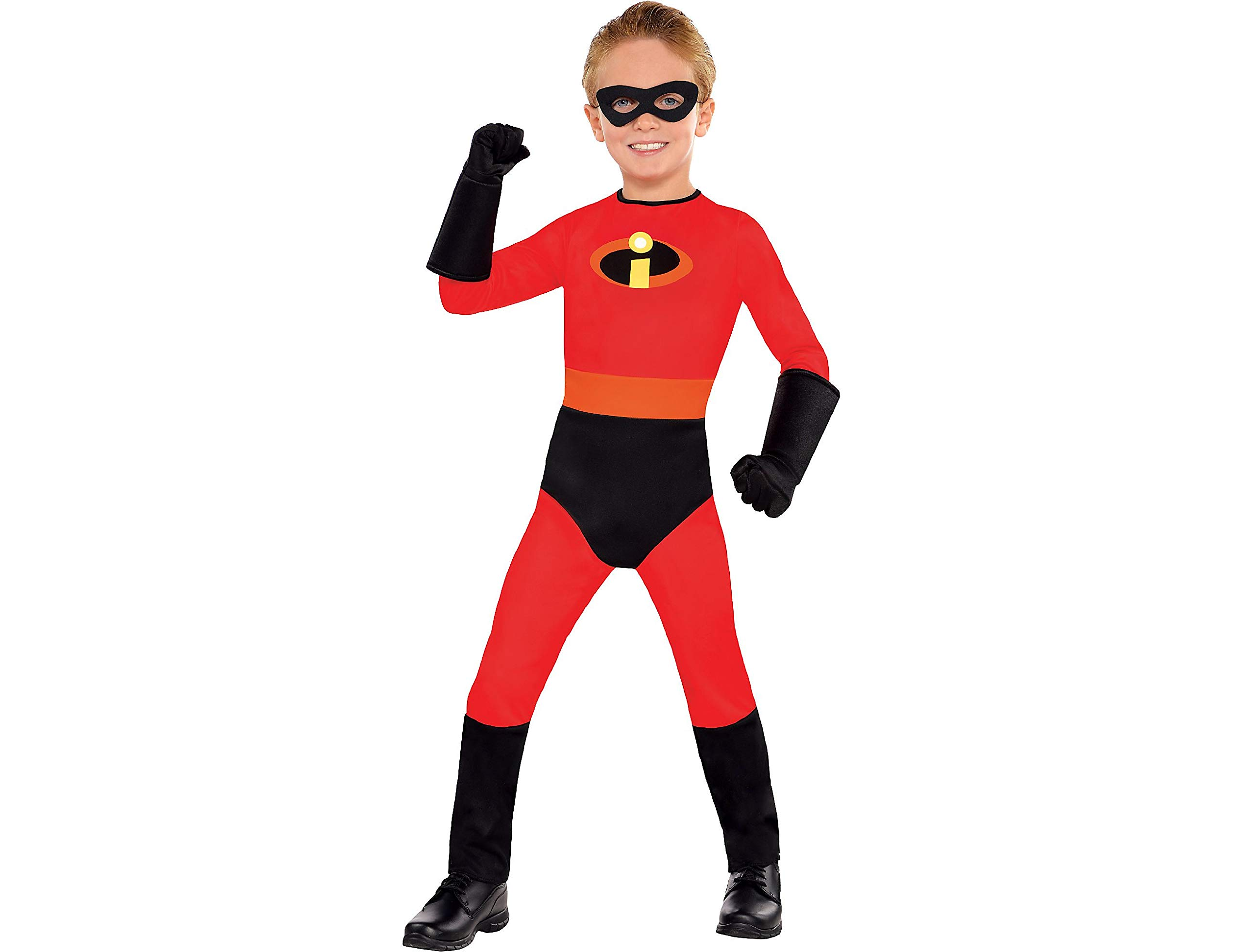 Party City The Incredibles Dash Halloween Costume for Boys, Medium, with Included Accessories