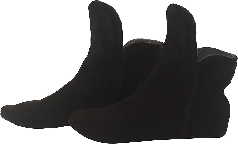 RAIKOU Slipper-Socks Ladies Non Slip Fleece Indoor Socks Soft Cozy Knitted House Socks Fluffy Home socks