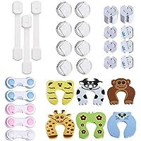 42 Pcs Kit de Seguridad para Bebés, (20