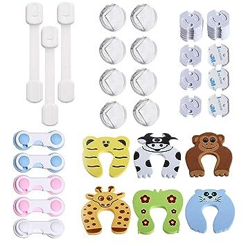 8x Steckdosensicherung optimaler Schutz für Babys und Kleinkinder
