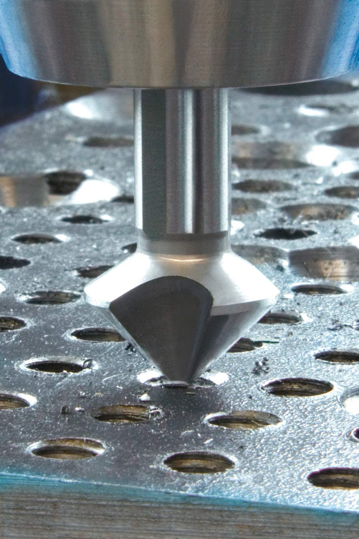Exact 05510 8.3mm Straight Shank Countersink