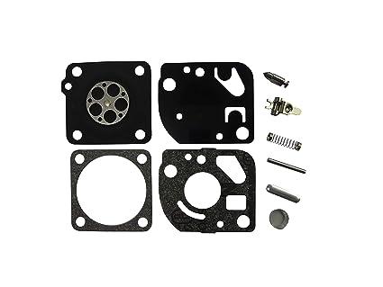 Amazon.com: C·T·S Kit de reparación de carburador ...