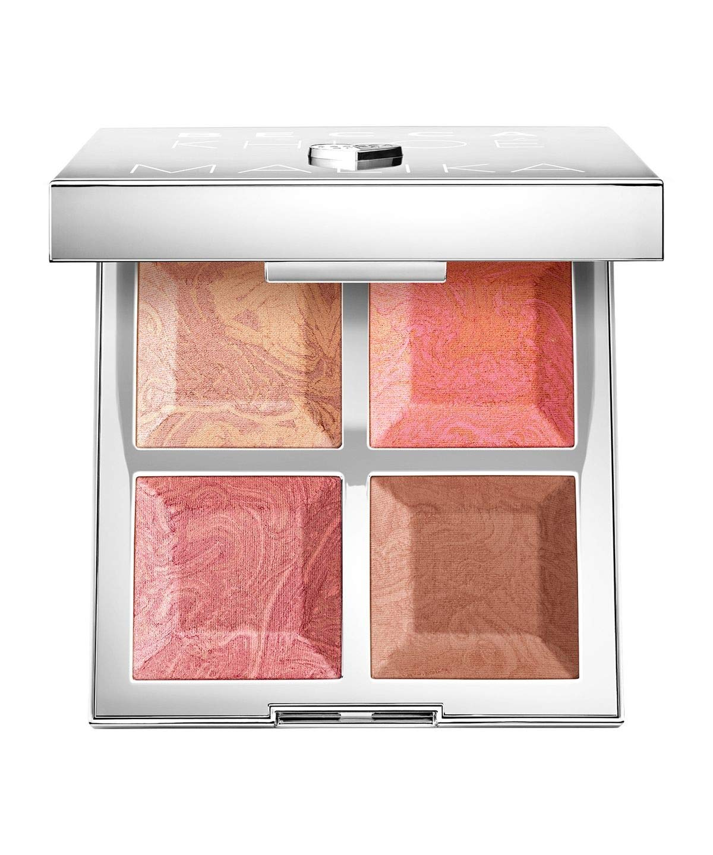BECCA x Khloé Kardashian & Malika Haqq Bronze, Blush & Glow Palette (0.42 oz / 12 g)