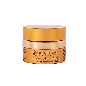 Honey Girl Organics Super Skin Food, 1.0 Fluid Ounce