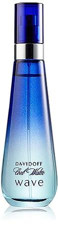 Cool Water Wave by Davidoff For Women. Eau De Toilette Spray 1.7-Ounces